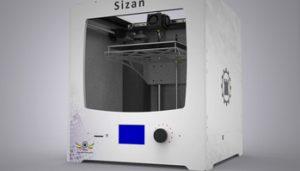 چاپگر سه بعدی جدید