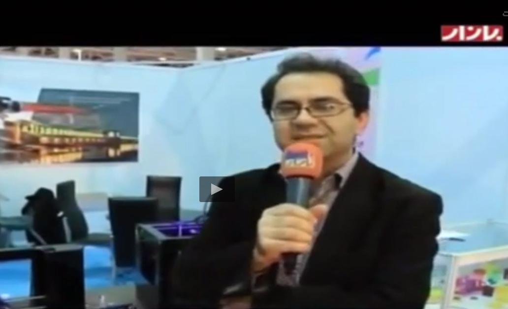 گزارش شبکه تلویزونی بازار از پرینترهای سه بعدی سی زان