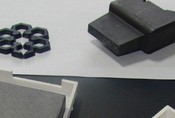 چاپ قطعه ترن با پرینتر سه بعدی