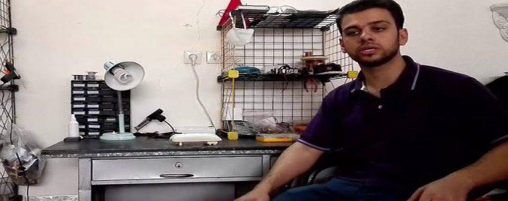 چاپ بدنه قفل هوشمند توسط پرینتر سه بعدی