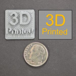 عدم چاپ قطعه های کوچک
