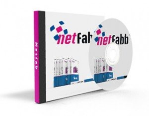 نرم افزار netfab