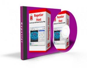 نرم افزار repetierhost