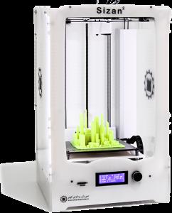 چاپگر سه بعدی سی زان 2L