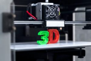 پرینت سه بعدی مدل