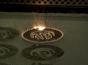 چاپ سه بعدی لیزری