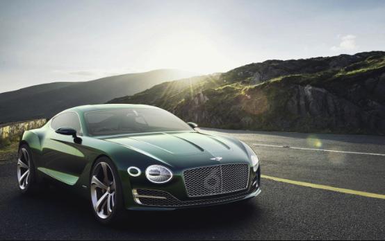 Bentley Speed 6