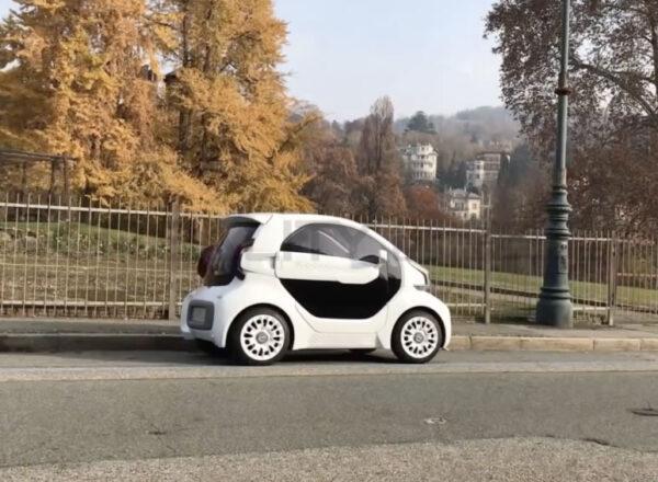 خودروی الکتریک The LSEV