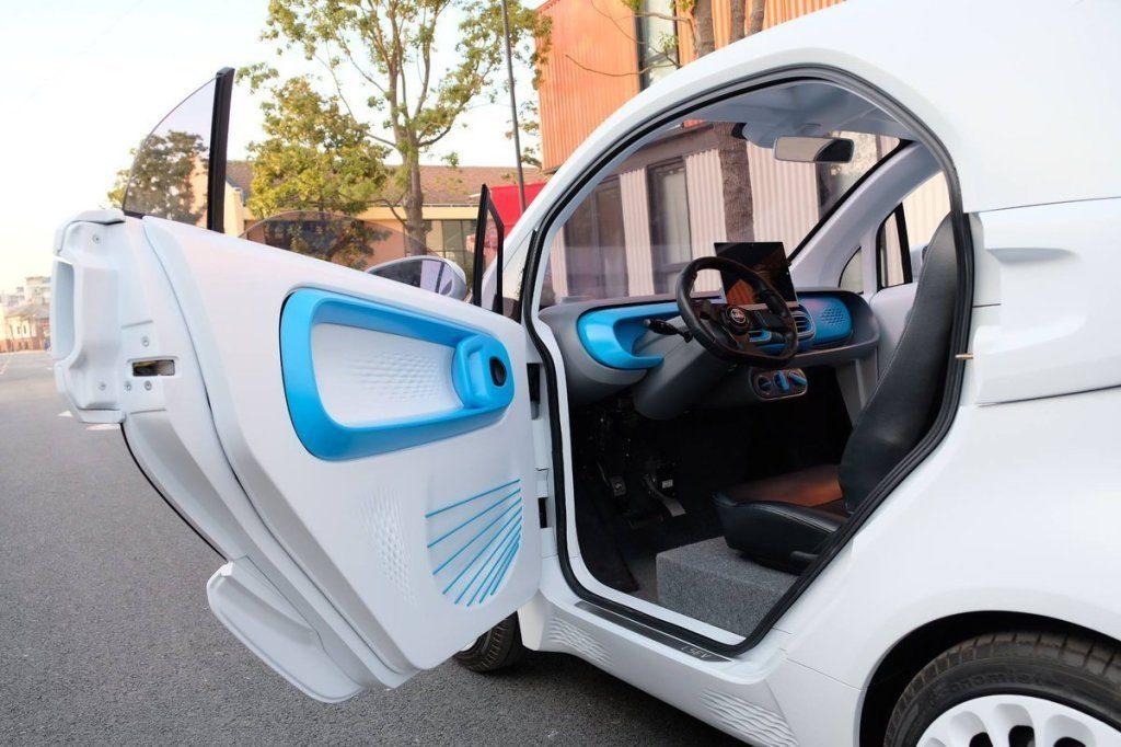 برترین خودروهای ساخته شده با تکنولوژی چاپ سه بعدی در سال ۲۰۱۸