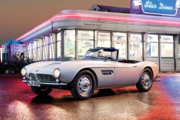 Elvis's BMW 507
