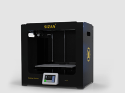 پرینتر سه بعدی sizanDesktop