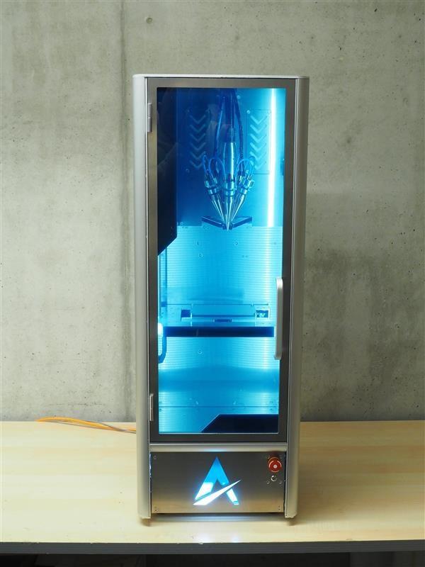 چاپگر سه بعدی رومیزی فلز شرکت Additec