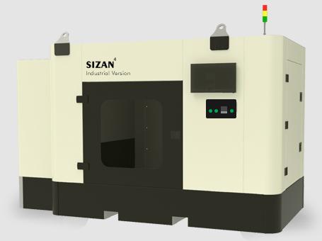 پرینتر سه بعدی sizanIndustrial