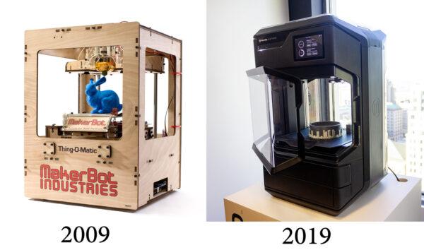 Makerbot10YearsChallenge
