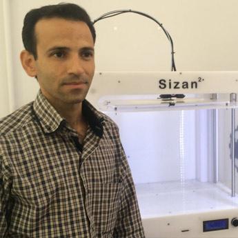 مدلسازی نمونه با چاپ سه بعدی