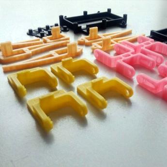 تولید با تیراژ کم به وسیله پرینترهای سه بعدی