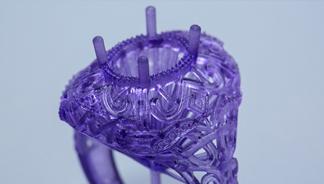 چاپ سه بعدی DLP